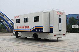 齊星兩款特種專用宿營車:高端品質,創新典范