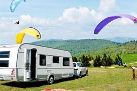 時尚房車露營需掌握的小技巧