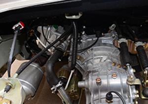 汽油发动机SQR472WC,动力为68马力