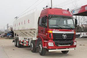 40吨饲料运输车展示视频