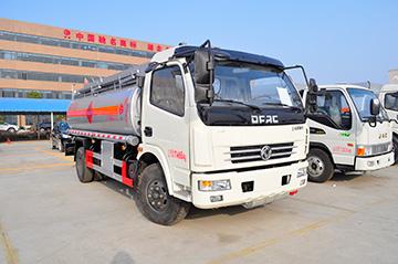 油罐车如何省油 日常驾驶和保养习惯不可少